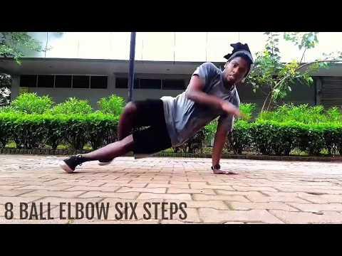 Bboy Footwork   One Thousand Footwork Variations   Episode 1