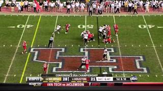 Tracy Lampley vs Houston 2011 vs  (2011)
