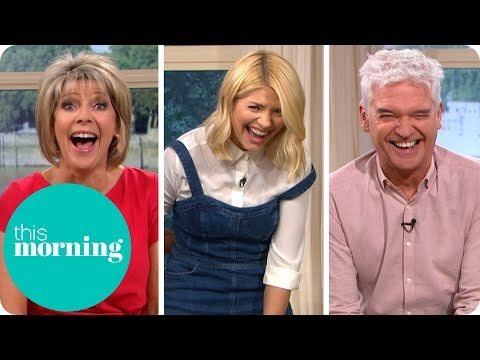 April's Funniest Moments | This Morning