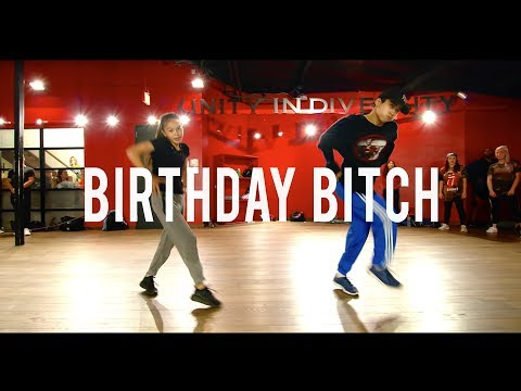 "Trap Beckham - ""Birthday Bitch"" - JR Taylor Choreography"