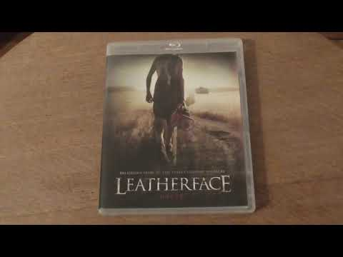 Blu-ray Kritik: Leatherface (2017)