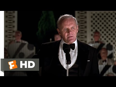 Meet Joe Black - Meet Joe Black Movie Clip - watch all clips http://j.mp/wgs32i click to subscribe http://j.mp/sNDUs5 Parrish (Anthony Hopkins) gives his 65th birthday speech...