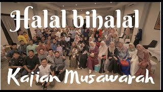 Video HIJRAH SQUAD: JADI PANITIA HALAL BIHALAL MUSAWARAH MP3, 3GP, MP4, WEBM, AVI, FLV Agustus 2019