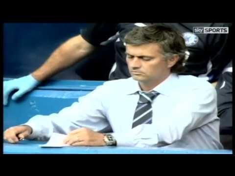 The Best of Jose Mourinho - New Chelsea Manager - SKY Sports (видео)