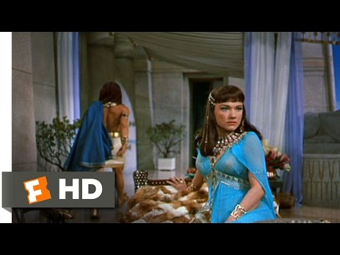 The Ten Commandments (4/10) Movie CLIP - You Will Be My Wife (1956) HD