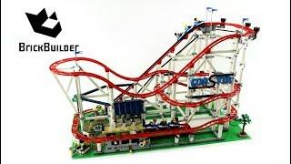 Video Lego Creator 10261 Roller Coaster - Lego Speed Build MP3, 3GP, MP4, WEBM, AVI, FLV Juni 2018