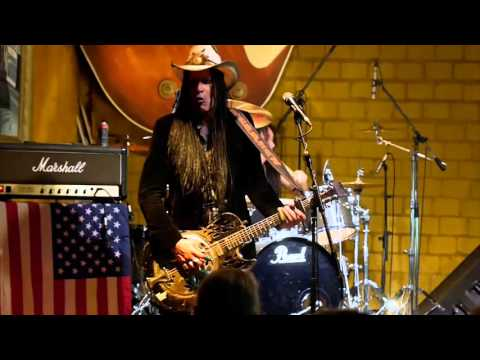 Eric Sardinas & Big Motor - Blues Garage - 16.04.2016