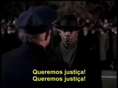 Malcolm X  - Disciplina