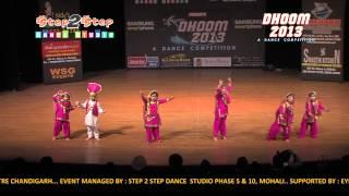 Punjabiyaan Di Battery | Nachde Punjabi | Sadi Gali |Step2Step Dance Studio