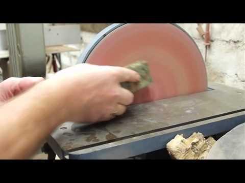 Löcher Füllen bei Pappel Maserholz