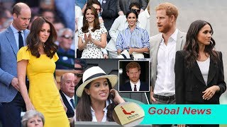 Why isn't Meghan Markle and Prince Harry can not appear at Wimbledon men's singles final