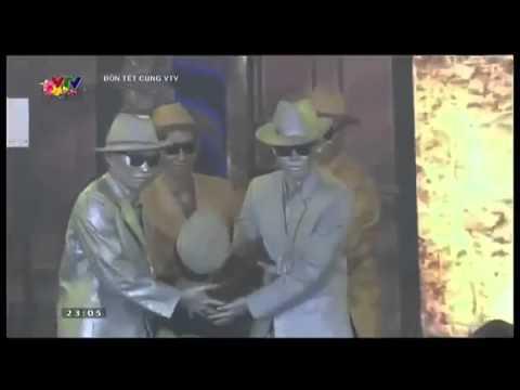Hài Trấn Thành Việt Hương Đón Tết 2015 cùng VTV
