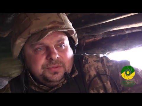 """Військовий АТО з Острога: """"Поки в тилу кричать """"Слава Україні!"""", ми тут робимо """"Смерть ворогам!"""" [ВІДЕО]"""
