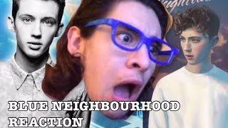 Video Troye Sivan - Blue Neighbourhood Album REACTION download in MP3, 3GP, MP4, WEBM, AVI, FLV January 2017