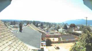 Port Alberni August 2 2009 Daily Webcam Timelapse at Alberniweather