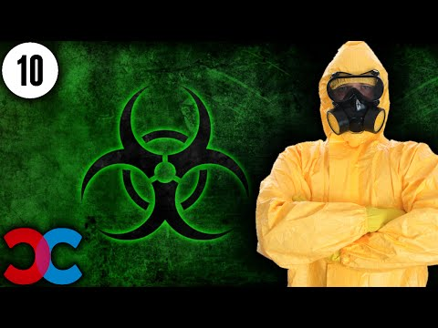 10 Deadliest Chemicals on Earth