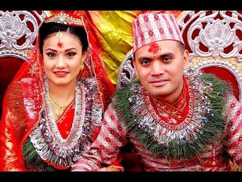 (Nepali Wedding Highlights 2075 || Shusma Magar Weds Sanish Gurung || - Duration: 13 minutes.)
