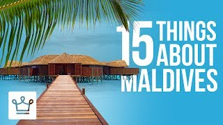 15 Things You Didn't Know About The Maldives  SUBSCRIBE to ALUX:...