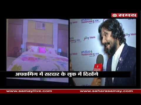 Randeep Hooda exclusive interview about his new home