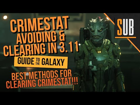 CrimeStat: Avoiding & Clearing | A Star Citizen's Guide to the Galaxy | Alpha 3.11