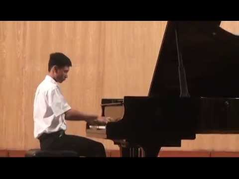 EDVARD GRIEG Piano Sonata in e minor Op 7 I Allegro moderato
