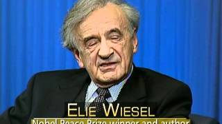 The Kalb Report -- A Conversation with Elie Wiesel - The Bible, The War, and The Media