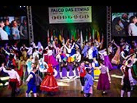 Espetáculo de Abertura do Palco da Etnias Expoijuí/Fenadi 2019 (11-10-2019)