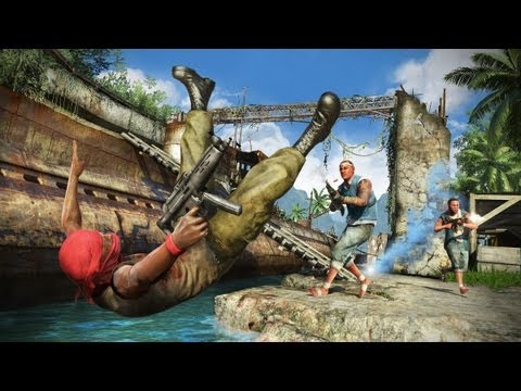 New Video Shows Off Far Cry 3's Multiplayer Adventures