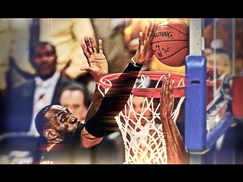 The Greatest Block in NBA History - Told by Richard Jefferson