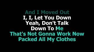 Video Let You Down Karaoke NF download in MP3, 3GP, MP4, WEBM, AVI, FLV January 2017