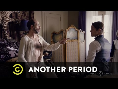 Another Period 1.04 (Clip 'Newport's Most Beautiful')