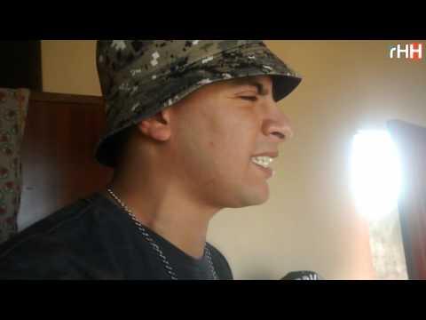 EL MELLY - RAYO AKA RAYITO - VIKINGO - ( FREESTYLE EN FUERTE APACHE ) CHETO MAL