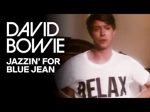 David Bowie - Jazzin' for Blue Jean (1984)