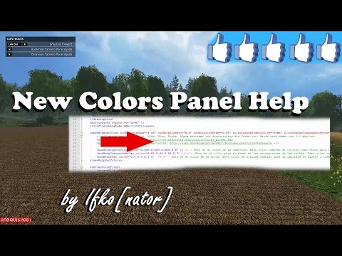 New colors for the help window (F1) v1.6