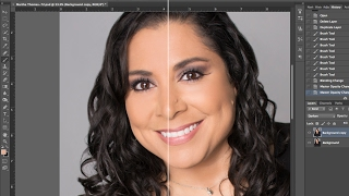 The Easiest Way to Remove Shine using Photoshop