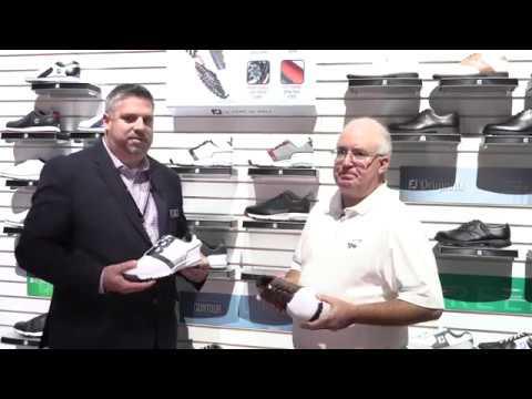 FootJoy Mens Contour Fit Golf Shoes with TGW