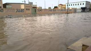 Hafar Al Batin Saudi Arabia  city photos : Heavy rain in Saudi Arabia hafar-al-batin