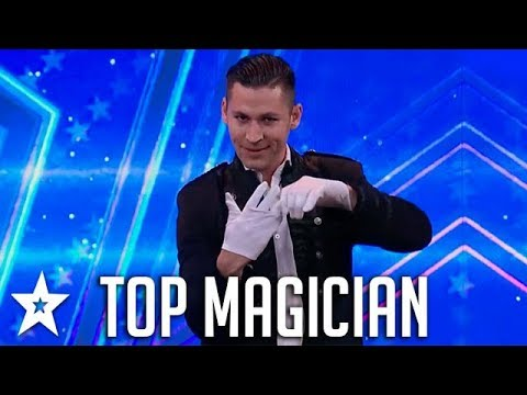 Video MAGICIAN WINNER | Tomer Dudai | Israel's Got Talent 2018 download in MP3, 3GP, MP4, WEBM, AVI, FLV January 2017