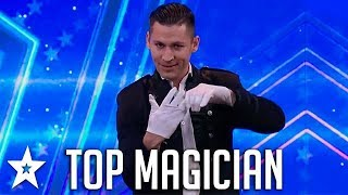 Video MAGICIAN WINNER | Tomer Dudai | Israel's Got Talent 2018 MP3, 3GP, MP4, WEBM, AVI, FLV Juli 2018