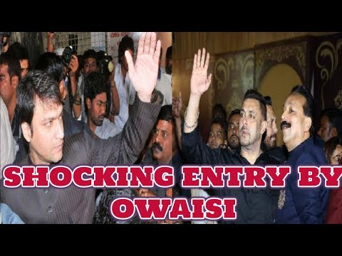 Video SHOCKED EVERYBODY: Akbaruddin Owaisi Invited By Salman Khan At Iftar Party In Mumbai 2017!!! download in MP3, 3GP, MP4, WEBM, AVI, FLV January 2017