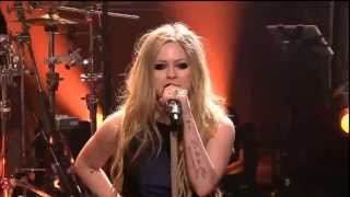 Video Avril Lavigne Here's To Never Growing Up First Time Live- The Tonight Show Jay Leno MP3, 3GP, MP4, WEBM, AVI, FLV Agustus 2018