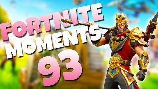 PROOF THAT KARMA IS REAL!! (FUNNIEST FAIL EVER) | Fortnite Daily Funny and WTF Moments Ep. 93