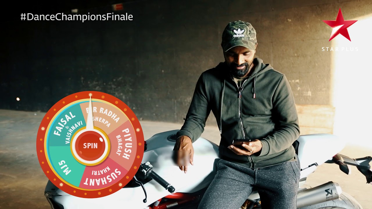 Dance Champions | Spin the wheel