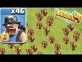 """MINERS ARE BROKEN!?! """"Clash Of Clans"""" UPGRADE TO MAX!!"""