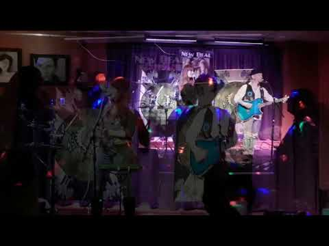 Frenchy and the Punk Performance at the New Deal Cafe, April 10, 2019