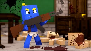 Minecraft: BEBE MATOU A ESCOLA INTEIRA | WHO'S YOUR DADDY?! [Afreim]