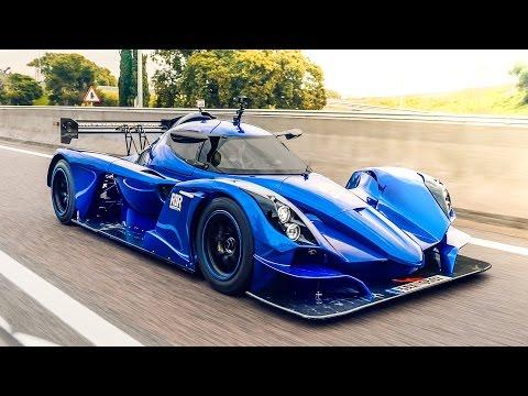 1800KM IN A RACE CAR (PRAGA R1R) - PART 2 | VLOG 246
