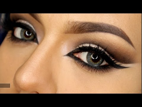 Feline Cat Eye Makeup Tutorial *GRWM*  | LoLo Love
