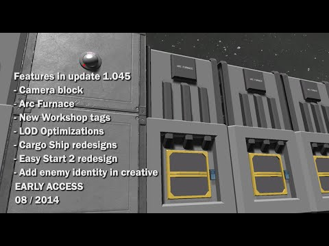 tags - Buy: http://www.spaceengineersgame.com/buy.html Website: http://www.SpaceEngineersGame.com/ Like us on: https://www.facebook.com/SpaceEngineers Follow us on: http://twitter.com/SpaceEngineersG...