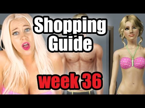 Guide - Sim 4 is the biggest release this week but definitely not the only game coming out. Check out the complete Shopping Guide for week 36! ▻ Follow us on Twitter - http://www.twitter.com/zoomingames...